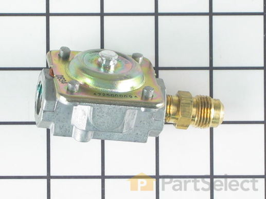 2002939-4-S-Whirlpool-12001285-Regulator Kit with Fitting