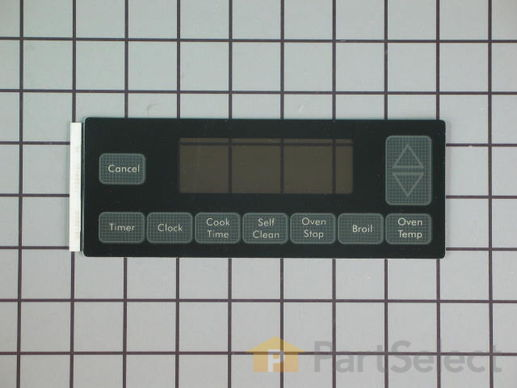 2003193-2-S-Whirlpool-12001617-Electronic Control with Overlay - Black