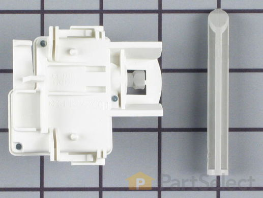 2003435-1-S-Whirlpool-12001908-Lid Switch Assembly