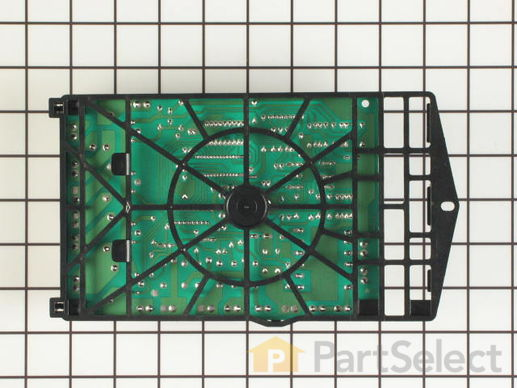 2003437-2-S-Whirlpool-12001914-Lower Relay Board with Harness