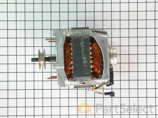 2003589-4-S-Whirlpool-12002133-Drive Motor with Capacitor