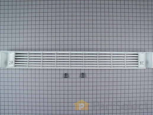 2006609-2-S-Whirlpool-12321807Q-Kickplate Grille with Clips