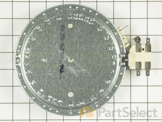 2007383-2-S-Whirlpool-12500039-Surface Element Kit with Limiter - 6""