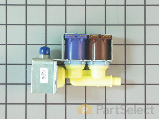 2007677-1-S-Whirlpool-12544001-Dual Water Inlet Valve