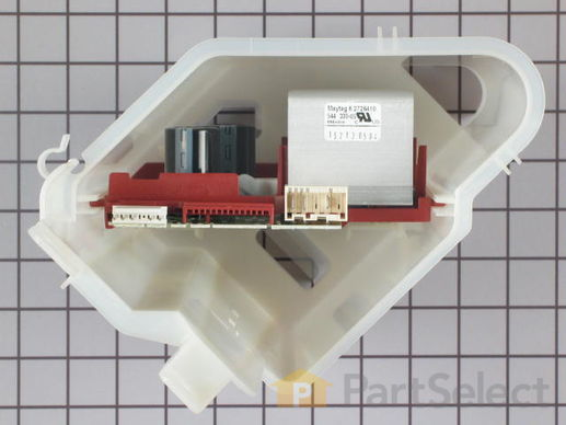 2021561-1-S-Whirlpool-22004046-Motor Control Assembly with Plastic Casing