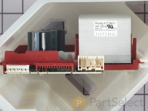 2021561-2-S-Whirlpool-22004046-Motor Control Assembly with Plastic Casing