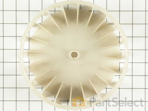 2030820-1-S-Whirlpool-31001043-Blower Wheel - B/10 Models