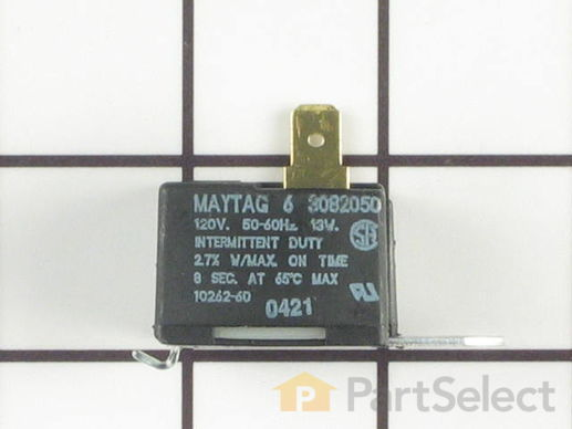 2035482-1-S-Whirlpool-33001623-Non-Adjustable Buzzer