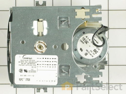 2039975-1-S-Whirlpool-37926-Four Cycle Timer - 60Hz 115V