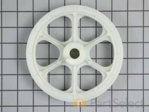 2040950-1-S-Whirlpool-40047202-Spin Pulley for Transmission Drive