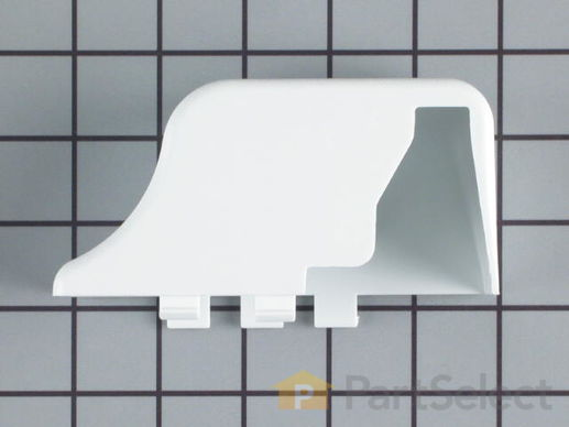 2058883-2-S-Whirlpool-61003219-Lower Hinge Cover