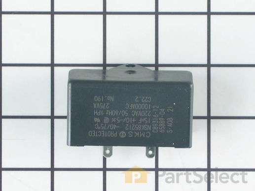 2064175-3-S-Whirlpool-65889-4-Run Capacitor