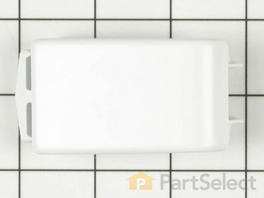 2071139-1-S-Whirlpool-67213-2-Shelf End Cap - Left or Right Side