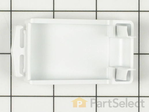 2071139-2-S-Whirlpool-67213-2-Shelf End Cap - Left or Right Side