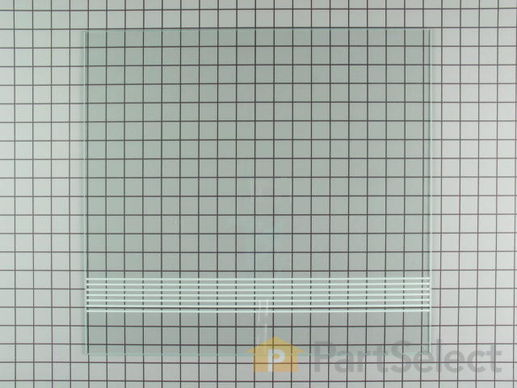 2072418-1-S-Whirlpool-68139-23-Crisper Drawer Glass Shelf