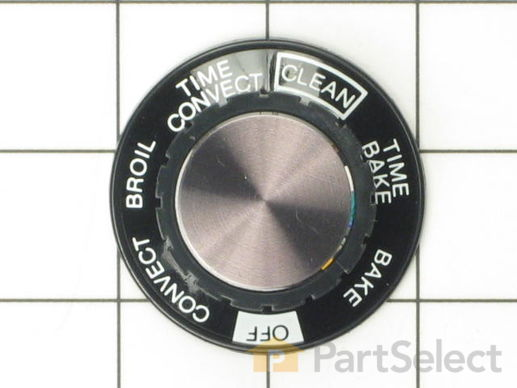 2076540-1-S-Whirlpool-703502-Upper Selector Knob