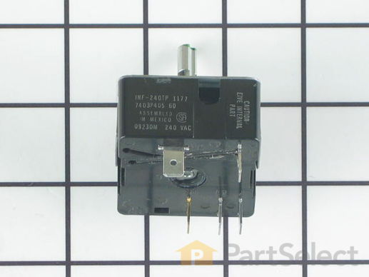 2077123-4-S-Whirlpool-71001166-Surface Burner Switch