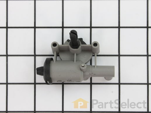 2080913-1-S-Whirlpool-74002413-Burner Control Valve with Igniter