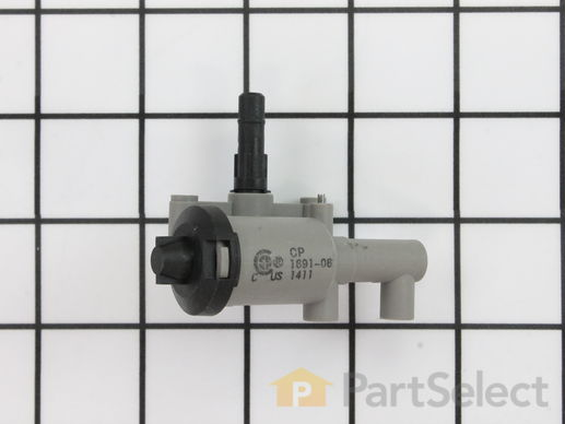 2080913-2-S-Whirlpool-74002413-Burner Control Valve with Igniter