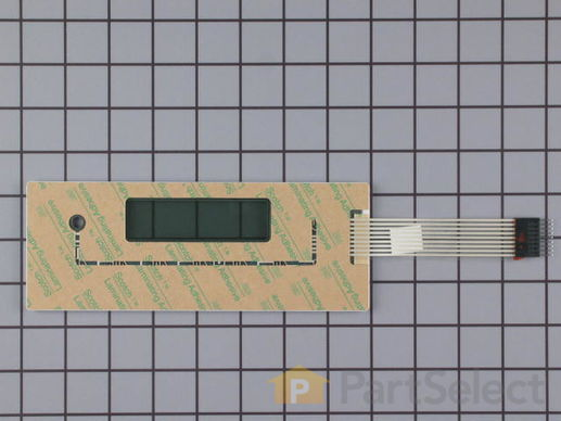 2089490-3-S-Whirlpool-7403P338-60-Oven/Clock Touchpad Membrane