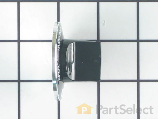 2091536-3-S-Whirlpool-7711P357-60-Selector Knob with Clip