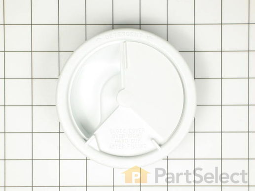 2097055-2-S-Whirlpool-901839-Detergent Cup with Gasket