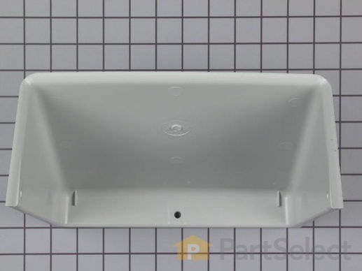 "2105196-2-S-Whirlpool-A405-Wall Vent Cap Kit - 5"" duct - with Gray Cover"