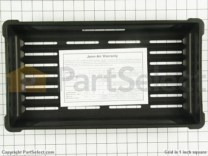 2106834-2-S-Whirlpool-AO330-Expressions Collection Electric Grill Assembly