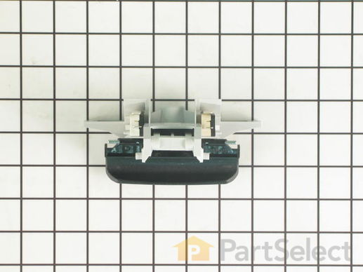 2180050-2-S-Whirlpool-W10130698-Handle and Latch Assembly with Switches