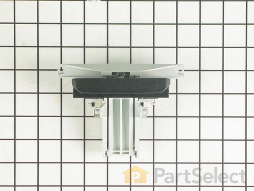 2180050-4-S-Whirlpool-W10130698-Handle and Latch Assembly with Switches
