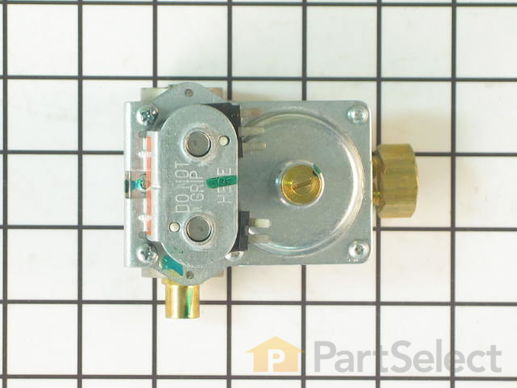 2200825-1-S-Whirlpool-Y504091-Gas Valve Assembly