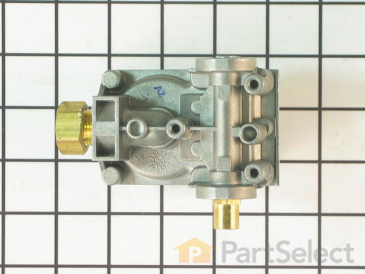 2200825-3-S-Whirlpool-Y504091-Gas Valve Assembly