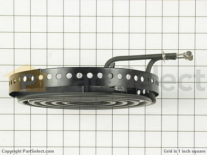 2202791-3-S-Whirlpool-YA145A-Big Pot Burner Element - 8""