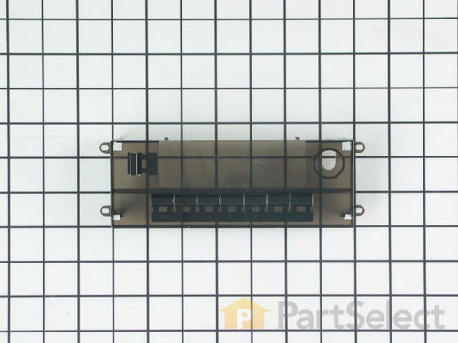 231238-1-S-GE-WB12K5006         -Clock control lens with buttons