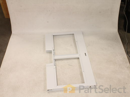 2323468-1-S-GE-WR72X10224-FRAME PAN MEAT