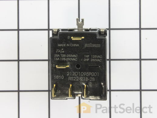 2337898-2-S-GE-WE4M403-Temperature Switch