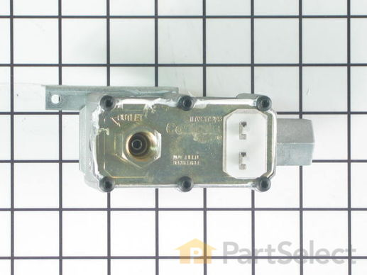233886-2-S-GE-WB19K36           -Dual Oven Safety Control Valve
