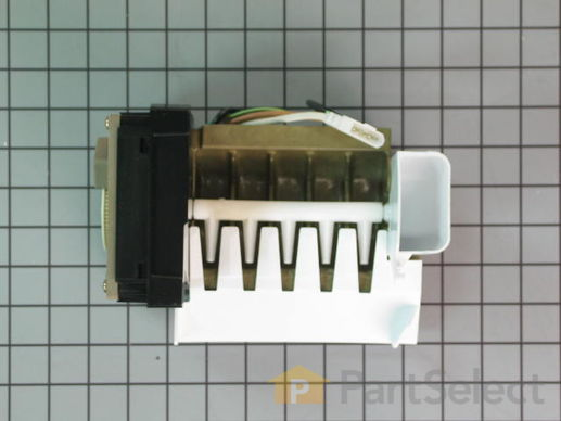 2341898-1-S-Whirlpool-W10190961-5-Cube Icemaker Assembly