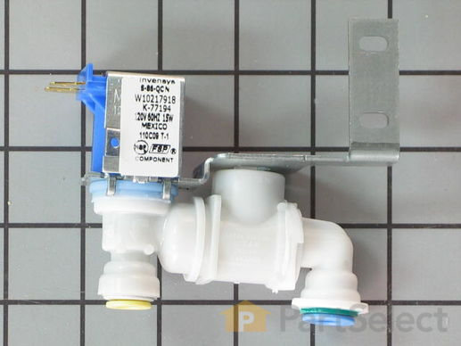 2342263-1-S-Whirlpool-W10217918-Water Inlet Valve