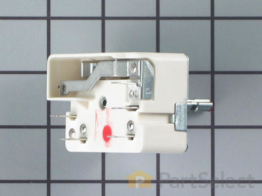 2342881-4-S-Frigidaire-318293825-Surface Burner Switch - 8""