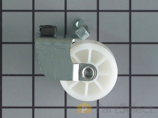 2345934-1-S-Whirlpool-12580304-Single Wheel Assembly