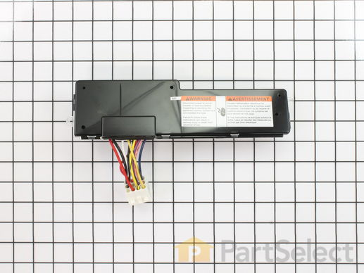 2352995-1-S-Frigidaire-154712101-Control Board With Selector
