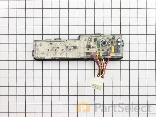 2352995-2-S-Frigidaire-154712101-Control Board With Selector
