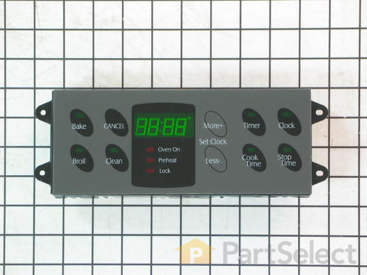 2357561-1-S-Whirlpool-5701M382-60-Electronic Control - Gray/Black