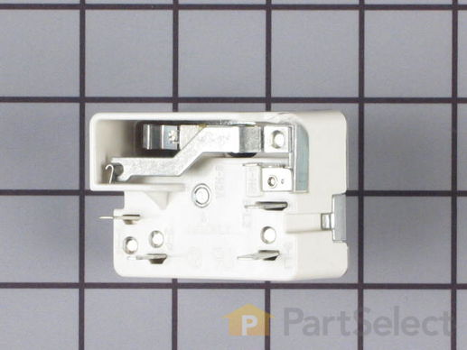 236303-4-S-GE-WB23K5027         -Large Surface Burner Switch - 2350W 240V
