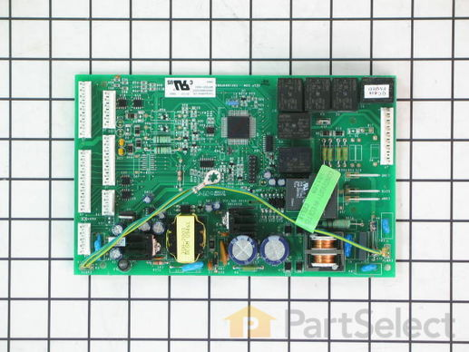 GE WR55X10942 - Main Electronic Control Board | PartSelect