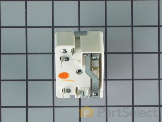 "236750-2-S-GE-WB24T10025        -Surface Burner Switch - 8"" - 2500W"