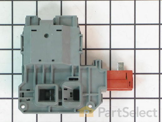 2367737-1-S-Frigidaire-131763202-Door Lock and Switch Assembly