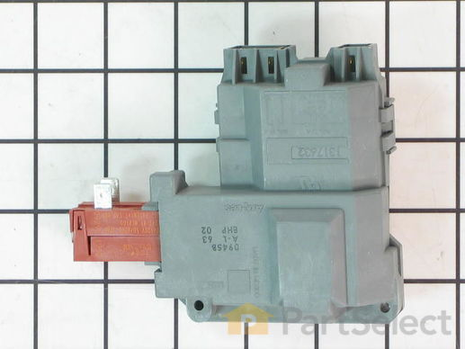 2367737-2-S-Frigidaire-131763202-Door Lock and Switch Assembly