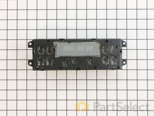 2374110-1-S-GE-WB27T11251-OVEN CONTROL (ERC3B)